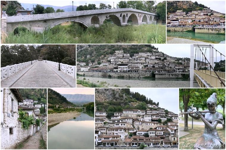 Berat Albania atrakcje zwiedzanie Albanii