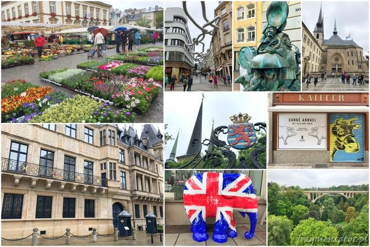 zwiedzanie Luksemburga