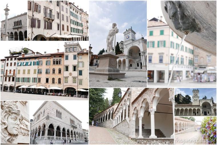Udine Włochy malownicze włoskie miasteczka zwiedzanie atrakcje Włoch