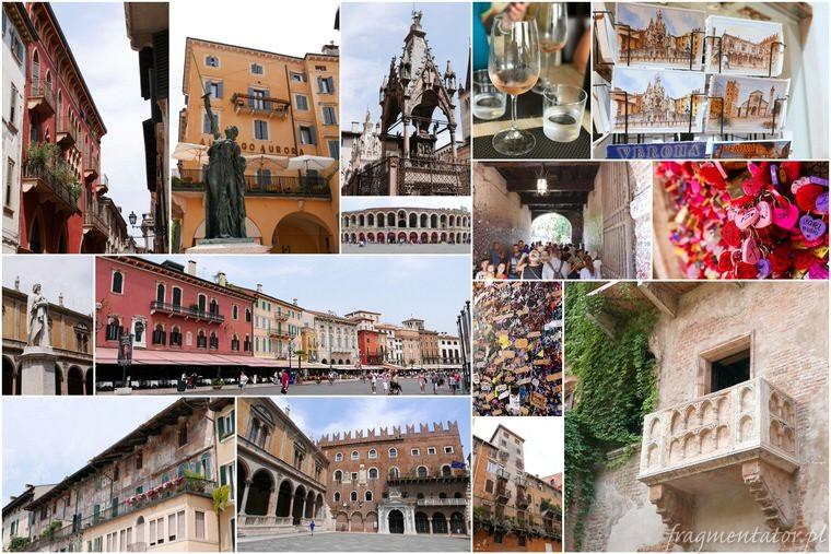 Werona Włochy malownicze włoskie miasteczka zwiedzanie atrakcje Włoch