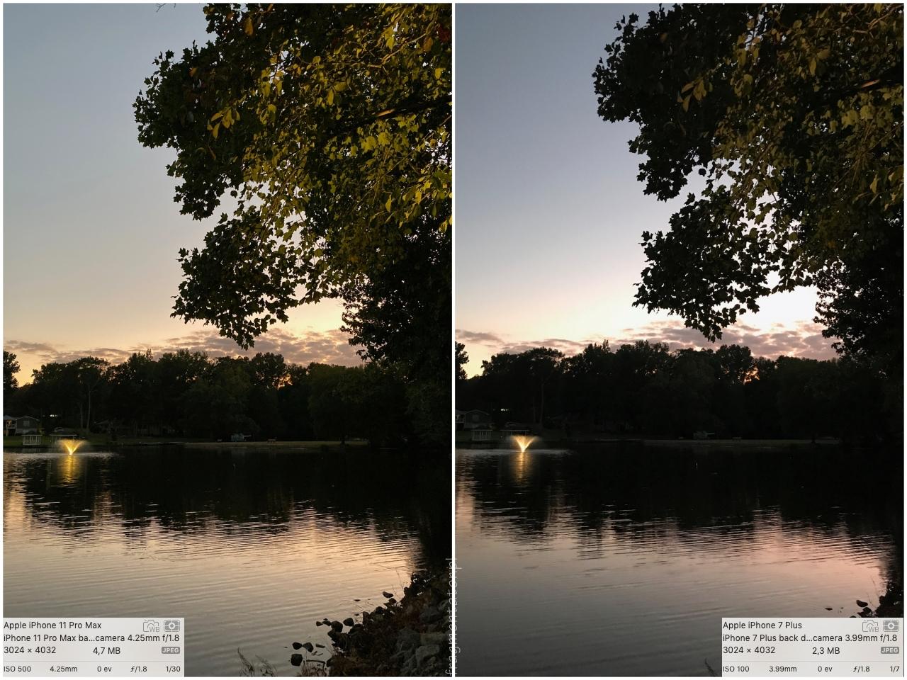 przykładowe zdjęcia tryb nocny night mode iPhone 11 Pro Max photo 01