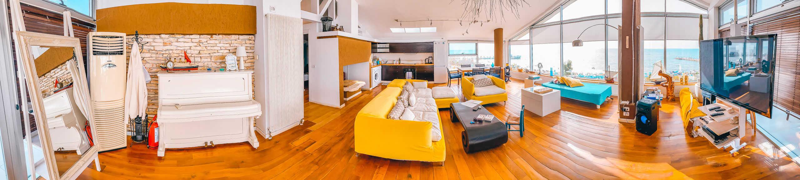 Apartments Bellavista urlop wakacje w Albanii Qerret Kavaje Durrës apartament do wynajęcia